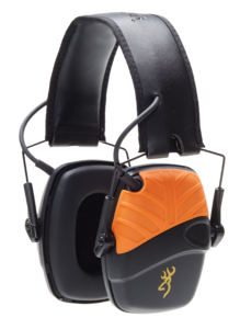 HEARING PROTECTOR, ELECTRONIC BROWNING XTRA PROTECTION, BLAC