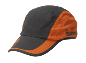 CAP, ULTRA, ANTHRACITE GREY  DARK ORANGE